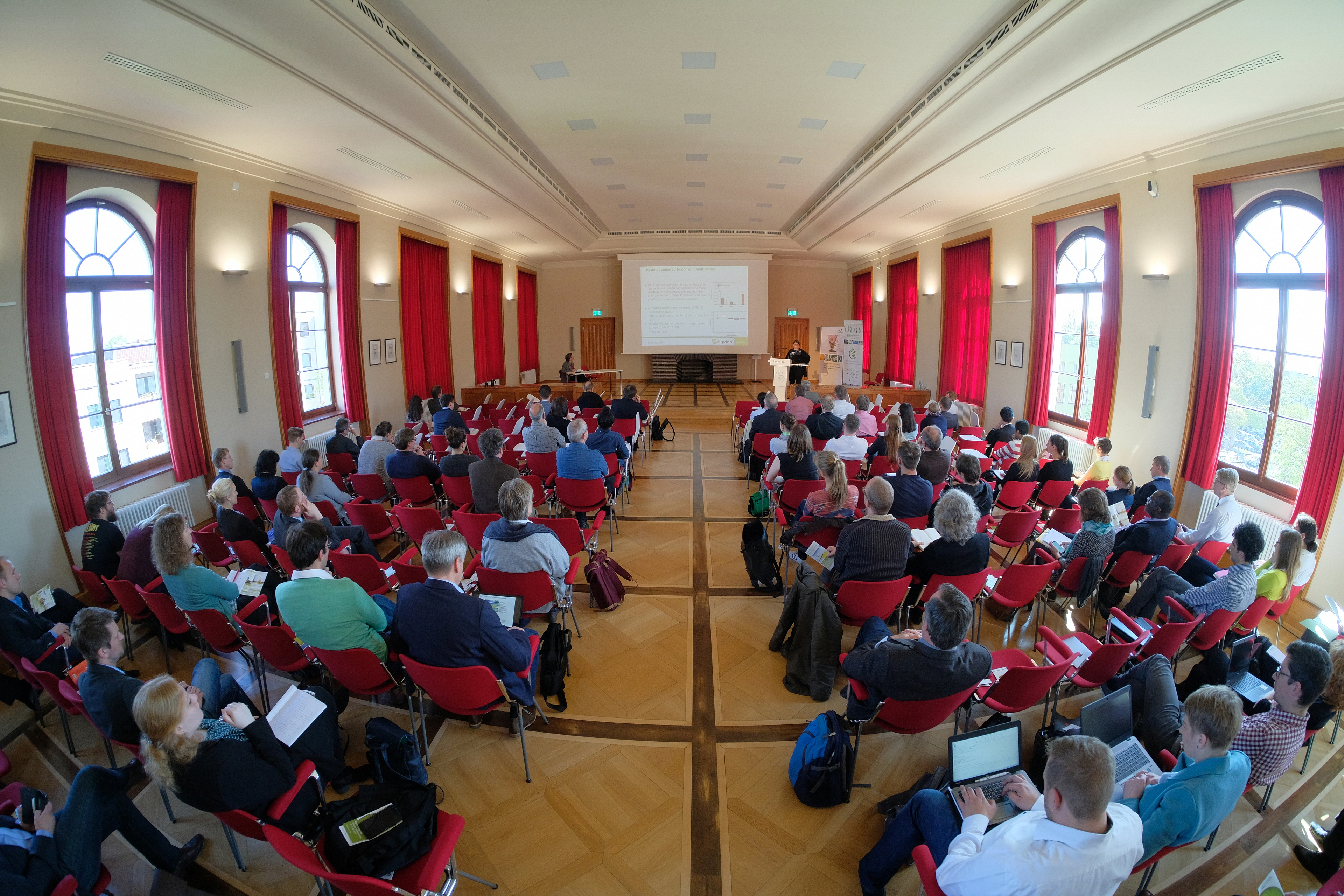 Conference hall at the Leopoldina (Foto: Michael Deutsch).JPG